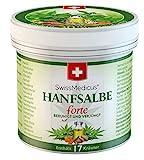 SwissMedicus - Hanfsalbe forte - 30% Hanf-Aktivgel - für problematische Haut geeignet - bei Akne -...