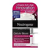 Neutrogena Cellular Boost Gesichtspflege, Anti-Age Nachtcreme, mit Vitamin C, auch für sensible...