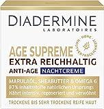 Diadermine Age Supreme Extra-Reichhaltig Nachtcreme, 50 Milliliter