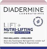 Diadermine Lift+ Nachtpflege Nutri-Lifting Nachtcreme, 50 ml