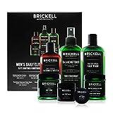 Brickell Men's Products tägliche elite gesichtspflege routine ii, toner, kohlegesichtswäsche,...