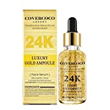 Ofanyia 24K Gold Serum, Anti-Aging Anti-Falten Hautpflege Serum, Feuchtigkeitsspendendes...