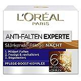 L'Oréal Paris Nachtpflege für das Gesicht, Anti-Aging Nachtcreme zur Minderung von Falten, Vitamin...